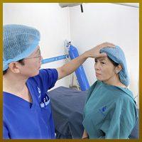 mắt to măt nhỏ , cắt góc mắt , phẫu thuật mắt to